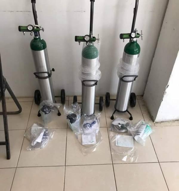 Renta o compra de tanques de oxígeno medicinal se puede deducir de impuestos