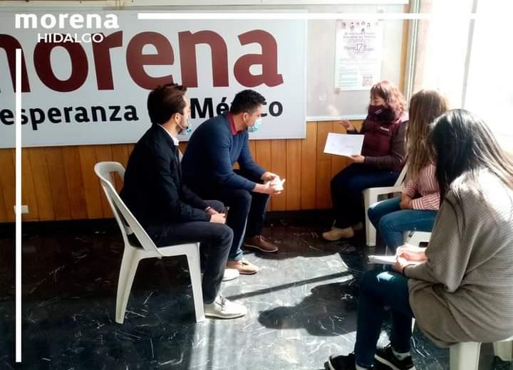 Morena incumple con acciones para lograr sustituir a candidata