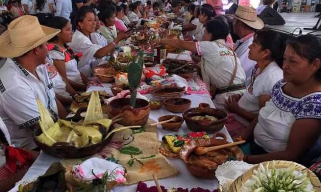 Declaran Patrimonio Cultural Intangible de los Hidalguenses la Muestra Gastronómica de Santiago de Anaya