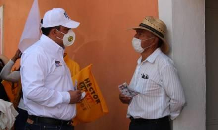 Propone Héctor Chávez inhabilitar a quienes incumplan promesas de campaña