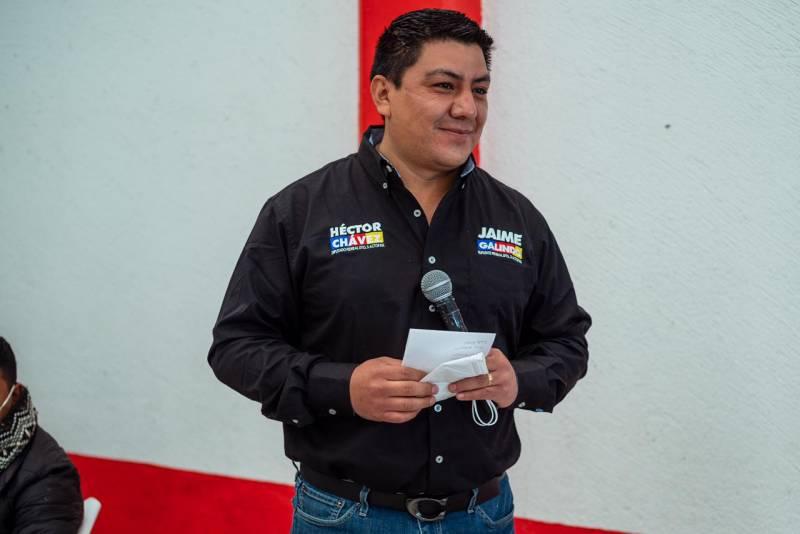 Propone Héctor Chávez bolsa para pequeños productores