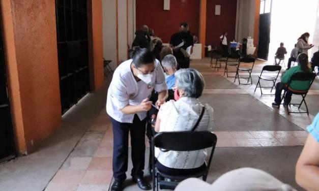 Habilitan 6 sedes para aplicación de segunda dosis de vacunas