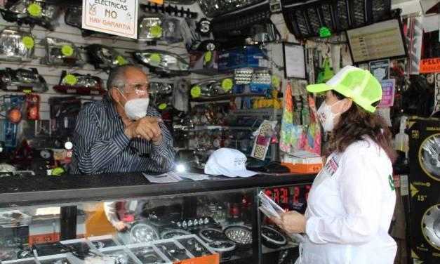 Reactivar la economía no puede estar en manos de inexpertos: Citlali Jaramillo