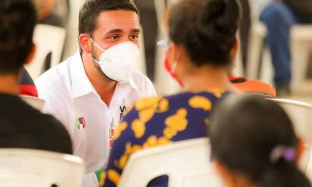 Señala Fernel Guzmán que su proyecto impactará de manera favorable