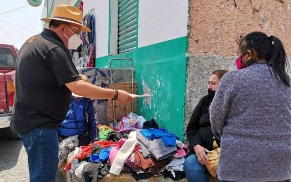 Urge formalizar estrategias contra el desempleo: Arturo Ecke