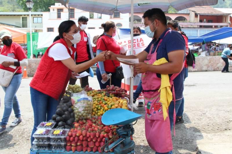 El sector económico necesita reactivarse: Marcia Torres