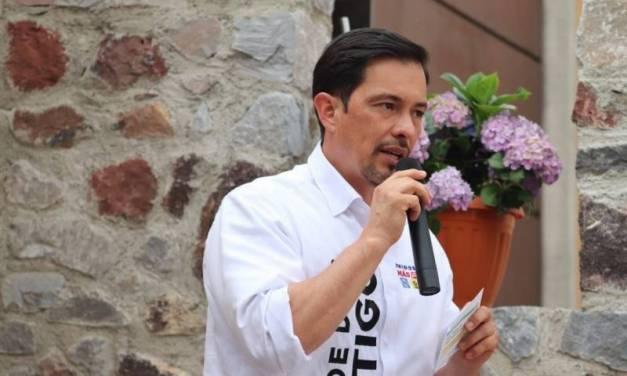 Niñez de Pachuca olvidada por el gobierno federal, Pontigo Loyola