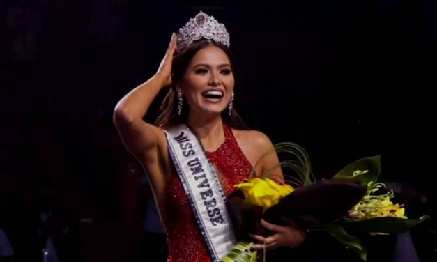 Felicitan a nueva reina de belleza, Andrea Meza