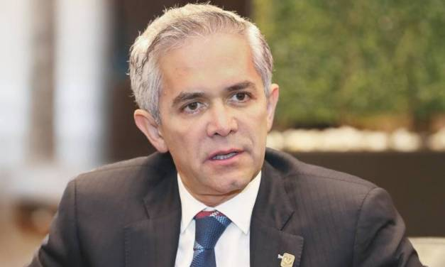 Piden desafuero para Miguel Mancera por caso Línea 12