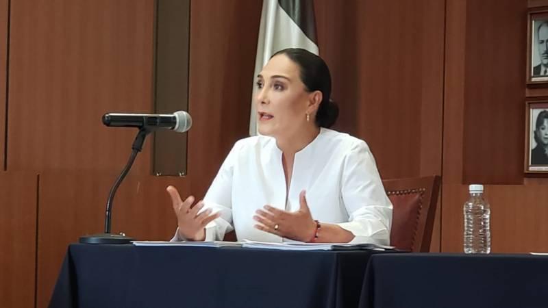Parlamento abierto y permanente: Erika Rodríguez