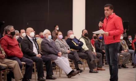 En el PRI cabemos todas y todos: Julio Valera