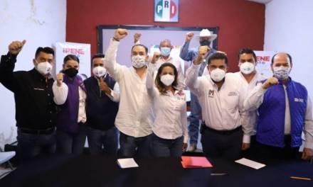 Exdirigente estatal del PVEM se suma a las coaliciones Va por México y Va por Hidalgo