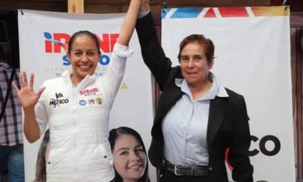 PT y PVEM avalan proyecto de Irene Soto
