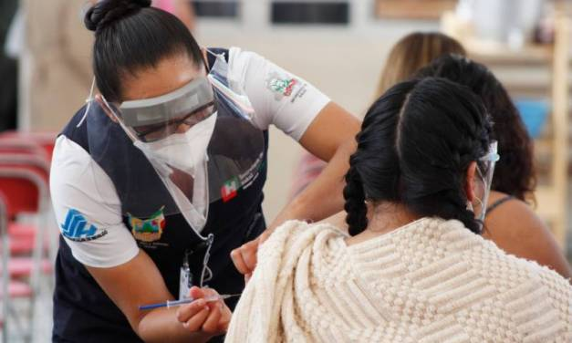 Vacunarán a mujeres embarazadas en Hidalgo