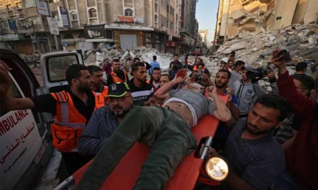 Bombardeos israelíes dejan 33 muertos en Gaza