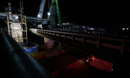 Puente atirantado estará operando en agosto