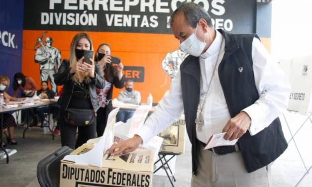 Monseñor Domingo Díaz Martínez, pide a próximos legisladores trabajen en leyes a favor de la familia,
