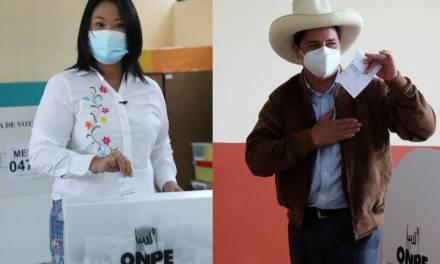 Habría empate técnico en elección de Perú
