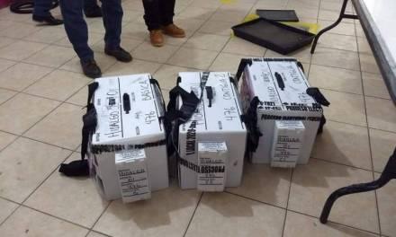 INE pide a todos los partidos políticos a respetar resultados de los cómputos finales