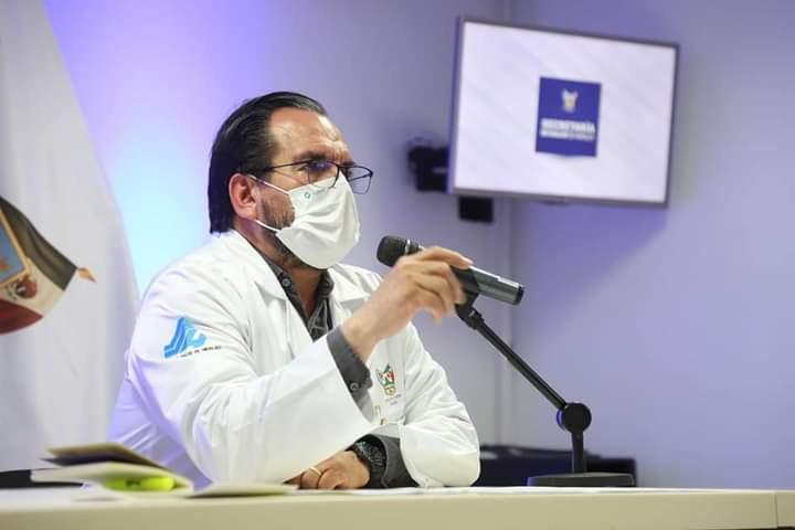 Inicia plan de desconversión hospitalaria ante disminución de contagios