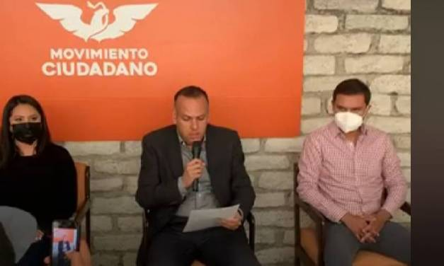MC condena asesinato del presidente municipal de Zapotlán, Manuel Aguilar