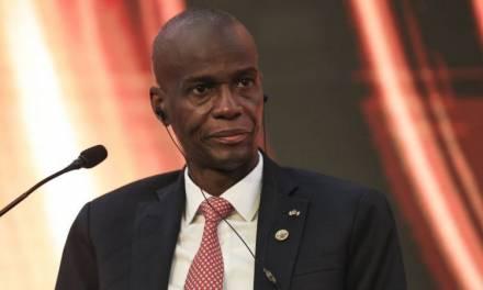 Asesinan a tiros a Jovenel Moise, presidente de Haití
