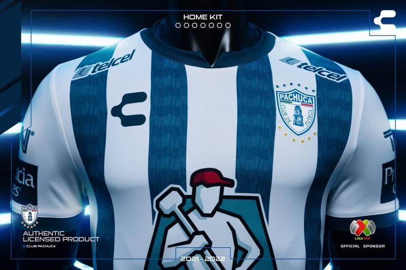 El tenango es parte del nuevo uniforme del Pachuca