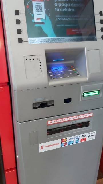 Encuentran otra trampa en cajero automático de Pachuca