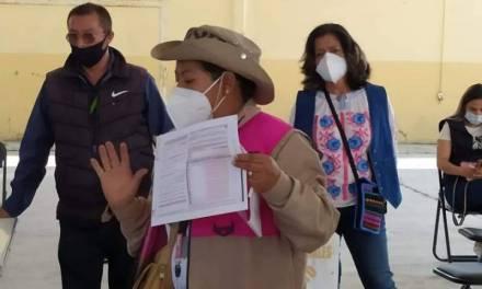 Comienzan en Hidalgo simulacros para desarrollo de Consulta Popular