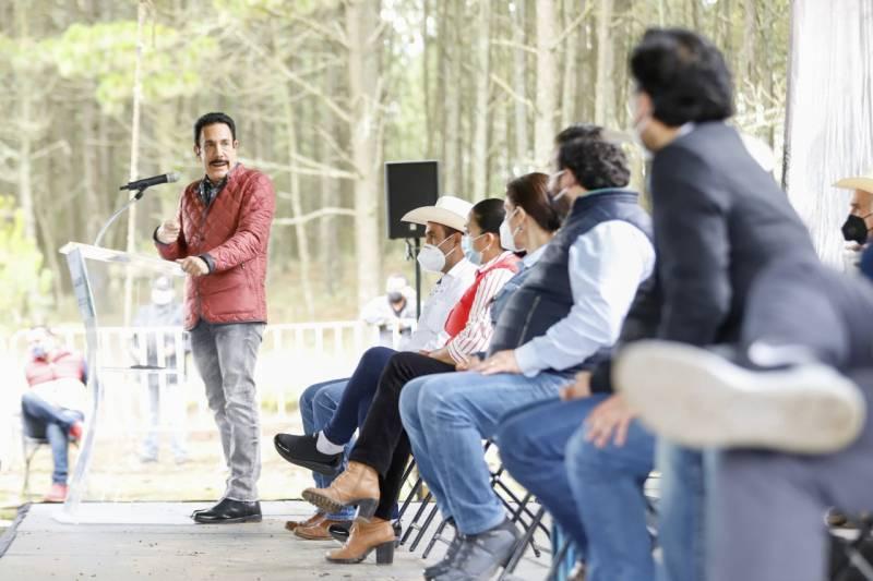 Silvicultores recibieron certificaciones por el manejo sustentable del medio ambiente