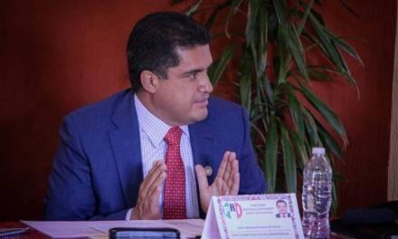 PRI propondrá plan para beneficiar al sector campesino: Julio Valera
