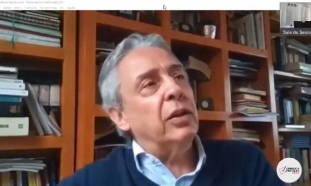 Académico de la UNAM exhorta a participar en Consulta Popular