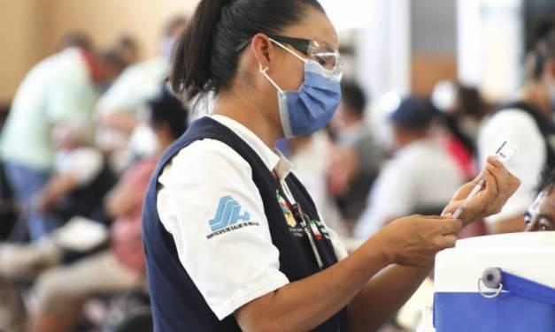 Anuncian vacunas para 50 municipios del estado