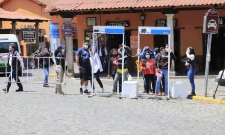 Con aplicación digital regularían flujo de turistas en periodo vacacional