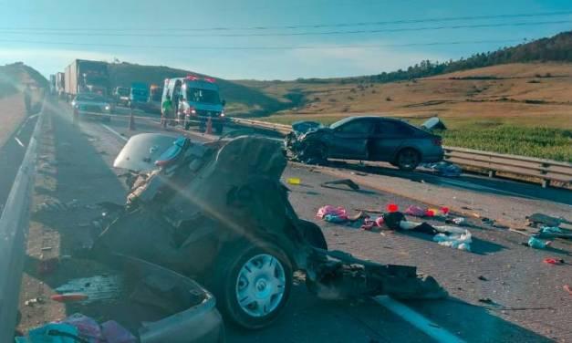 Accidente en Tulancingo deja 5 personas fallecidas