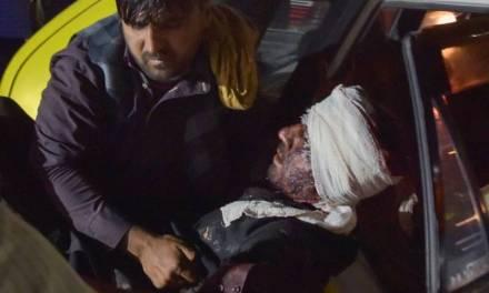 Atentados en Kabul dejan al menos 13 personas muertas