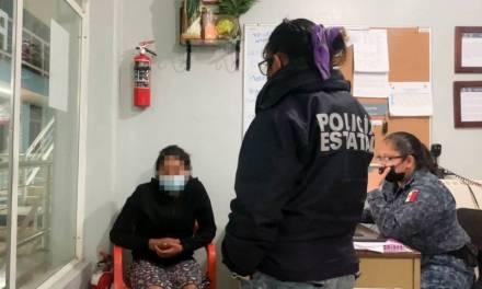 Recuperan en Cuautepec a adolescente no localizada