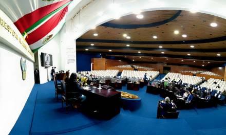 Clausuran segundo periodo ordinario de sesiones en el Congreso