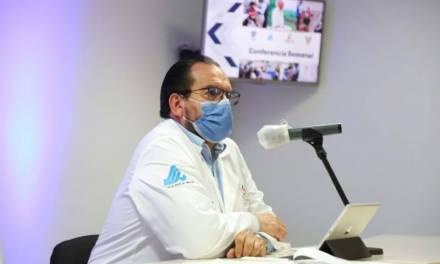 Hidalgo reporta más de 400 casos de diferentes variantes de Covid