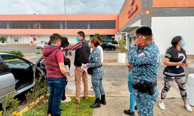 Localizan en Mineral de la Reforma a menor reportada como desaparecida