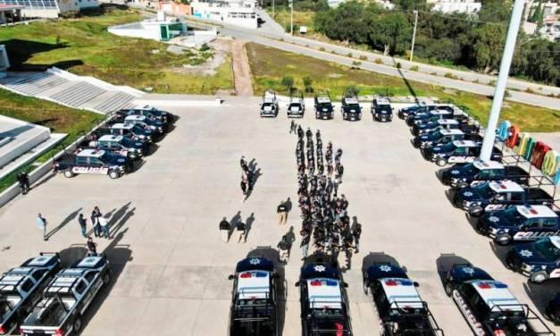 Operativo regional logra puesta a disposición de 7 vehículos
