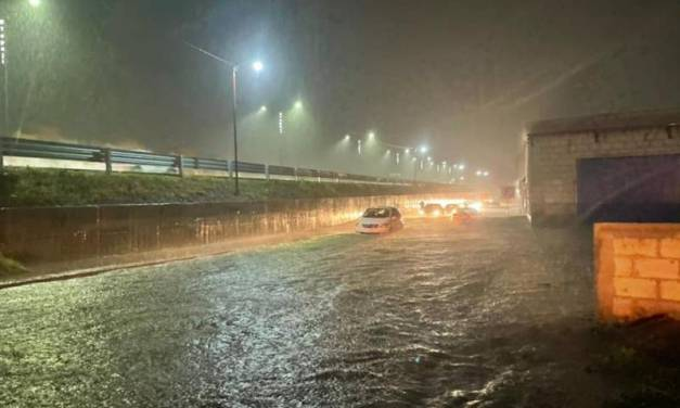 En alerta Tepeji del Río por riesgo de inundación