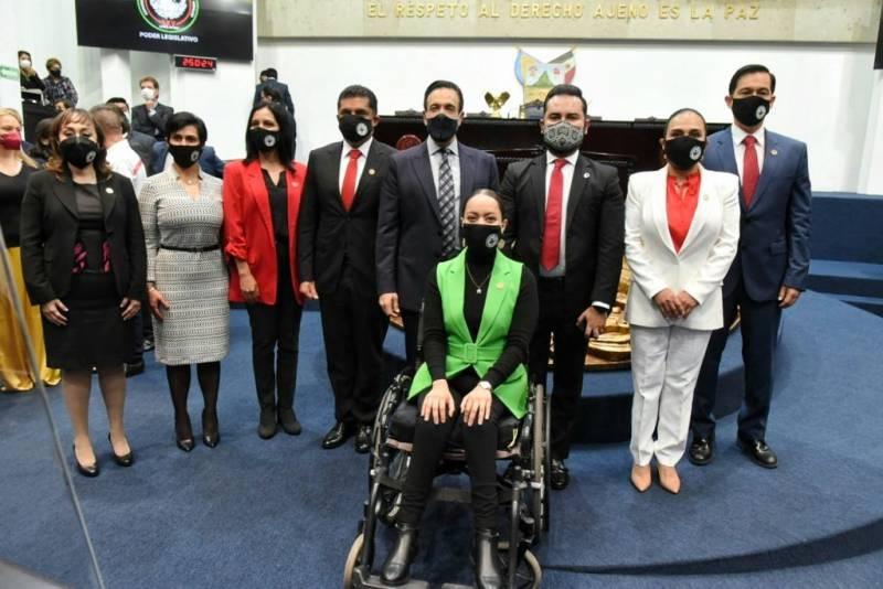 Erika Rodríguez reconoce visión del Ejecutivo estatal