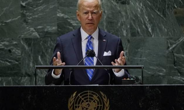 """Biden asegura que pondrá """"bajo control"""" situación fronteriza"""