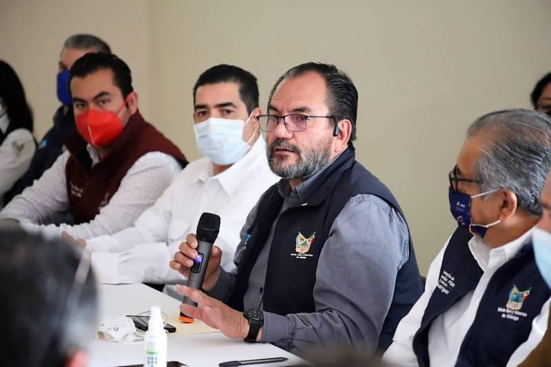 Prioridad de la SSH, prevenir y disminuir daños a la salud en habitantes de municipios afectados