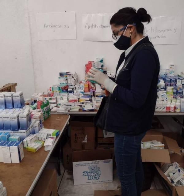 Inicia nebulización en municipios afectados por inundaciones