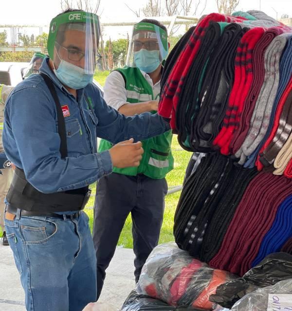 Más de mil 300 negocios afectados por inundaciones en Tula