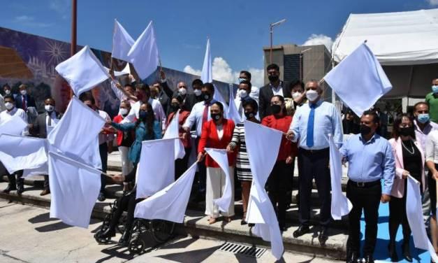 Envían víveres a Tula desde el Congreso local