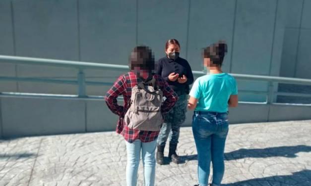Localiza SSPH a adolescente con reporte de extravío en Pachuca