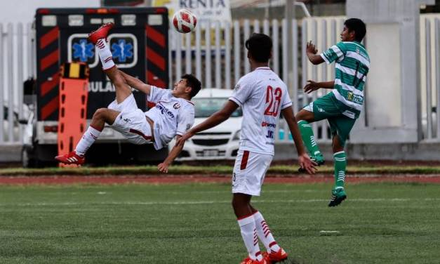 Gol de chilena da triunfo al Atlético Pachuca